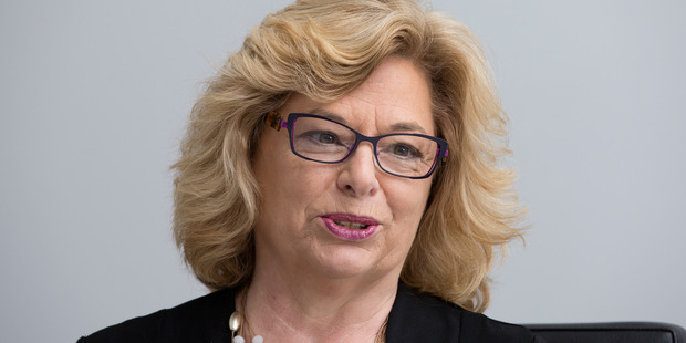 Paula Rebstock was criticised in the report. Photo / File