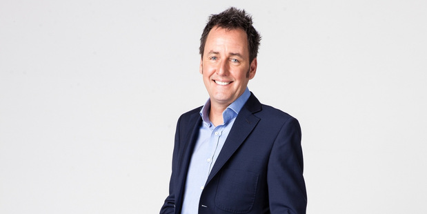 """The voices say, """"How do you feel about Mike Hosking?"""" Photo / Supplied"""