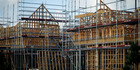 The value of New Zealand building consents rose 15 percent to $1.65 billion in July.