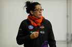 Noeline Taurua's side have a string of impressive wins over their Australian rivals this season. Photo / Christine Cornege