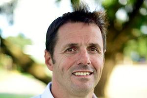 New Zealand First list MP Clayton Mitchell.