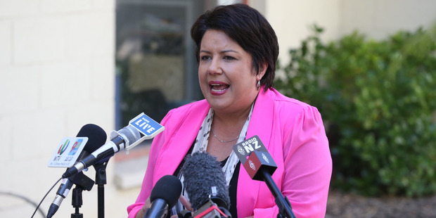 Loading Paula Bennett's office was accused by Opposition MPs of trying to smear Te Puea Marae chairman Hurimoana Dennis. Photo / Jason Oxenham