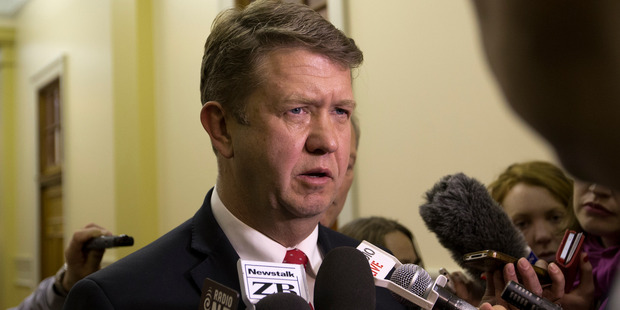 """Labour MP David Cunliffe has dismissed the review as a """"whitewash"""". Photo / Mark Mitchell"""
