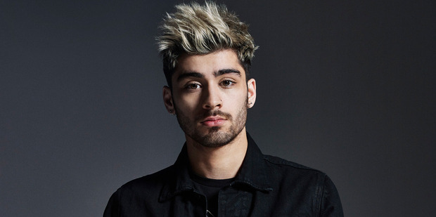Zayn Malik admits to not feeling too well recently because of partying too much.
