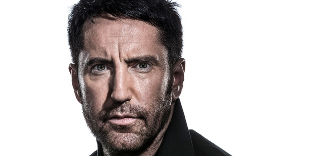 Nine Inch Nails' Trent Reznor has a few choice words for YouTube (below). Photo / Supplied