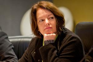 CHB regional councillor Debbie Hewitt.