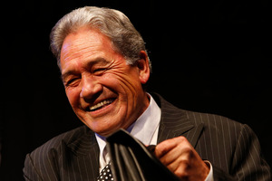 Winston Peters spoke to the House of Lords, encouraging a vote for Britain to leave the European Union. Photo / File