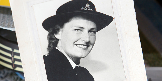 Myra Larcombe, Northland's first policewoman, was a woman ahead of her times who wasn't afraid to speak her mind. PHOTO/MICHAEL CUNNINGHAM