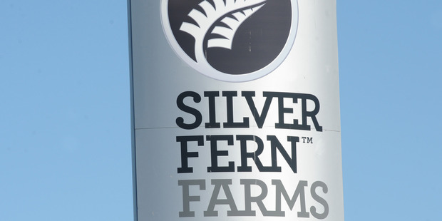 Silver Fern Farms was fined $38,000 and ordered to make reparations of $2500 to Trevor Taylor as a result of a work place accident. Photo / NZPA
