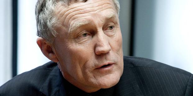 Grey District Mayor Tony Kokshoorn. Photo / Marty Melville