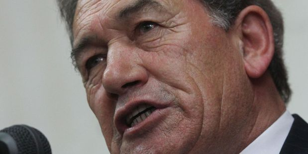 Britain should vote to leave, says Winston Peters. Photo / File
