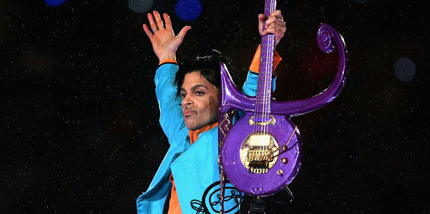 """Prince was found dead at his Paisley Park estate in April and music executive Charles Koppelman thinks he deserves to have his legacy """"honoured"""" in some way. Photo / Getty Images"""