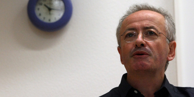 EXIT STRATEGIST: Pro-euthanasia campaigner Andrew Denton is calling for an  assisted-suicide law in both New Zealand and Australia. PHOTO/PAUL TAYLOR