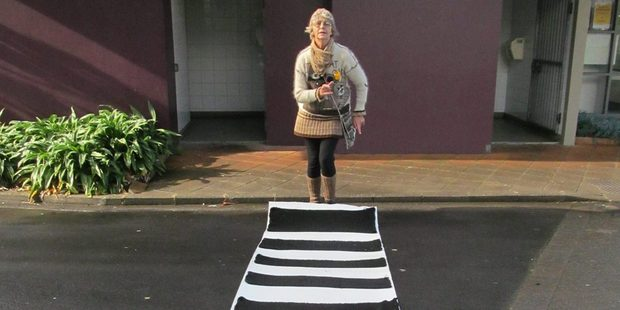 Zebra crossing. Photo / Supplied