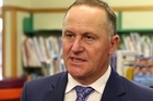 John Key on the possibility of tolls on Auckland roads.