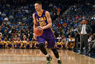 Australian NBA draft prospect Ben Simmons. Photo / Getty Images