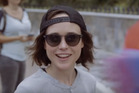 Actress Ellen Page co-hosts the Viceland docuseries, Gaycation.