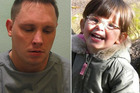 Ben Butler has been jailed for 23 years for killing his daughter Ellie, six. Photo / Police