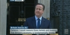Watch: Watch: British PM David Cameron to resign by October