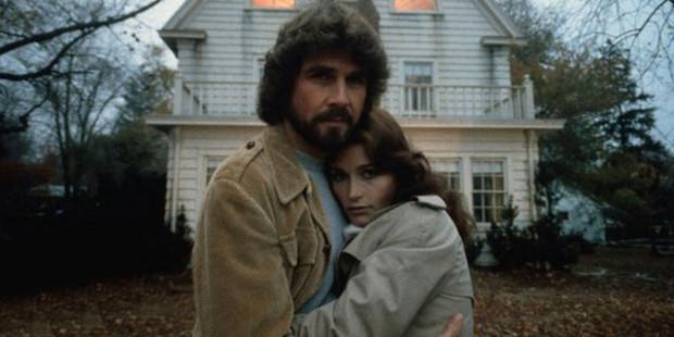 The Amityville Horror starred James Brolin, Margot Kidder and Rod Steiger.