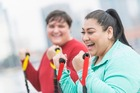 When it comes it making exercise a habit, start small and build up slowly. Photo / iStock