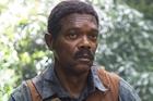 Samuel L. Jackson as George Washington Williams in The Legend of Tarzan. Photo / Jonathan Olley