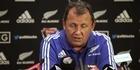 Watch: All Blacks assistant coach Ian Foster talks Cruden, Fekitoa injuries