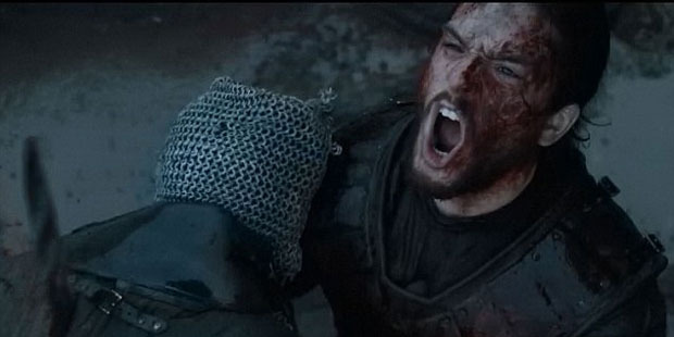 Loading Jon Snow in the thick of Game of Thrones' biggest and bloodiest battle. Photo / HBO