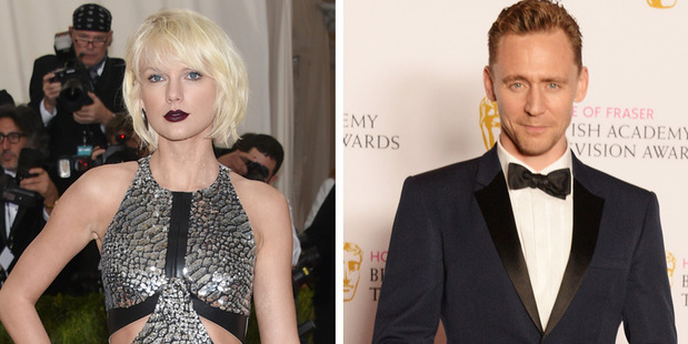 Taylor Swift is reportedly dating Tom Hiddleston, shortly after her split from Calvin Harris.