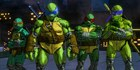 A screenshot from the game Teenage Mutant Ninja Turtles: Mutants in Manhattan.