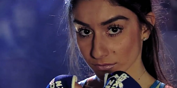 Naz Khanjani is ready to fight - is Lily?