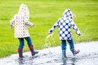 Warm, wet weather set to continue