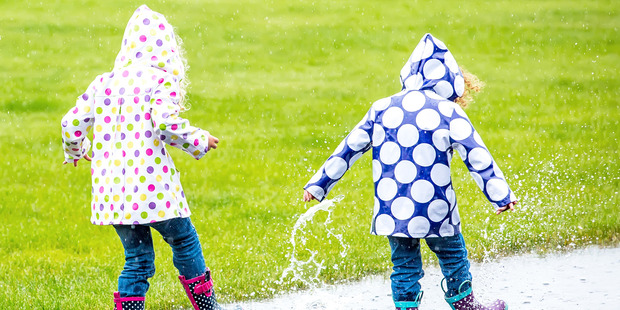 Loading Heavy rain will hit most of NZ for the next few days. Photo / iStock