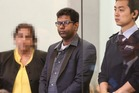 Kamal Reddy in court.