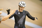 New Zealand cyclist Shane Archbold. Photo / Greg Bowker