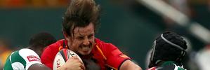Spain's Glen Rolls. Photo /Getty