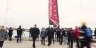 Watch: Emirates Team New Zealand launch new boats