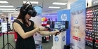 Watch: Virtual Reality experience with the HTC Vive
