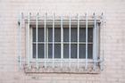 The unidentified man was halfway through the window. Photo / iStock
