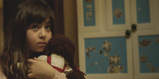 Seeing a genre film like Under The Shadow with a clean slate is such a rare delight these days.