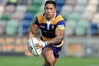 Bay of Plenty halfback Te Aihe Toma.