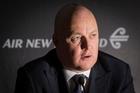 LETTER: Air NZ boss Christopher Luxon.