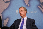 UKIP leader Nigel Farage was an architect of Britain's seismic decision to leave the European Union. Photo / Chatham House