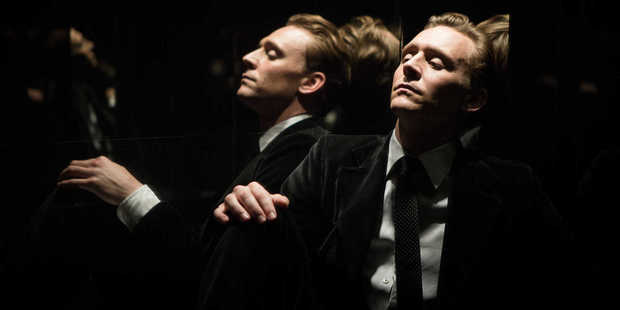 Tom Hiddleston heads a killer cast in the movie High-Rise.