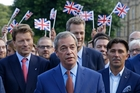Nigel Farage says it is time to return to how the two nations previously operated. Photo / AP