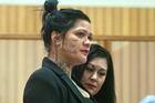 Moko Rangitoheriri's mother Nicola Daly-Paki delivers an emotional victim impact statement at Rotorua High Court. Photo /  Ben Fraser