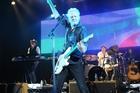Australian rock band Icehouse are the headline act at the 2017 Taupo Summer Concert. Photo / Tony Mott