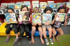 Books in homes has now handed out 12 million books - more than all the books in South Island libraries. Photo / NZME