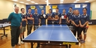 SPIN DOCTORS: The Bay of Islands College table tennis teams claimed several provincial secondary school titles earlier this week. See bottom of the article for names.