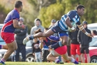 Marist St Michael's player Paul Josevata and his team are aiming for revenge against Waikite.